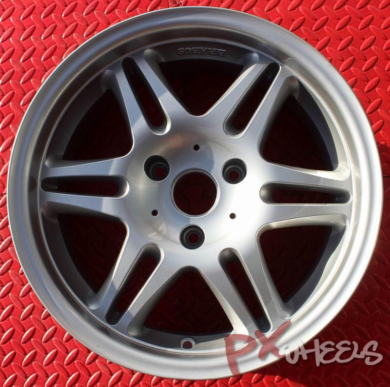 Smart ForTwo Brabus Alloy Wheel